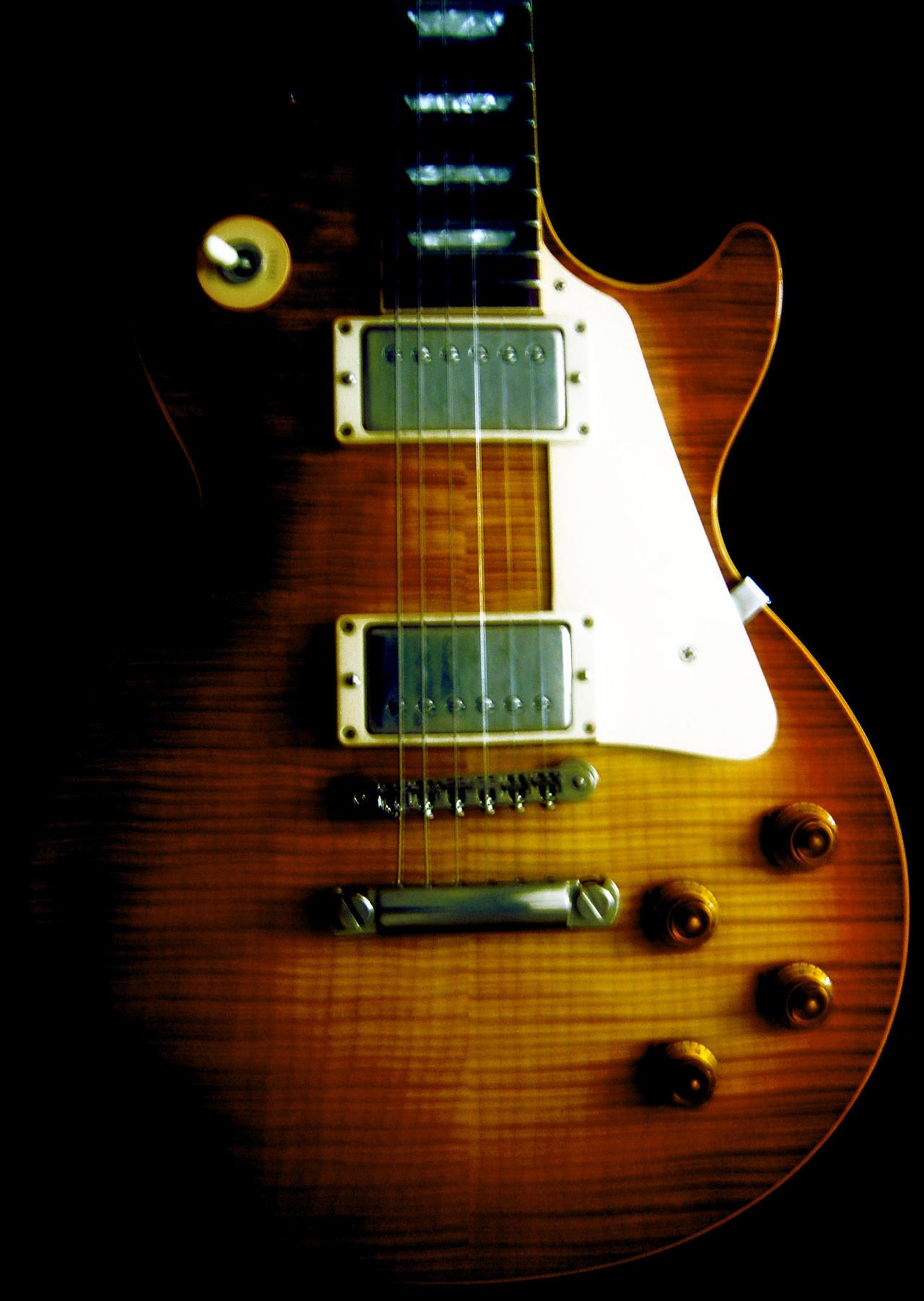 guitar wallpaper les paul - photo #15