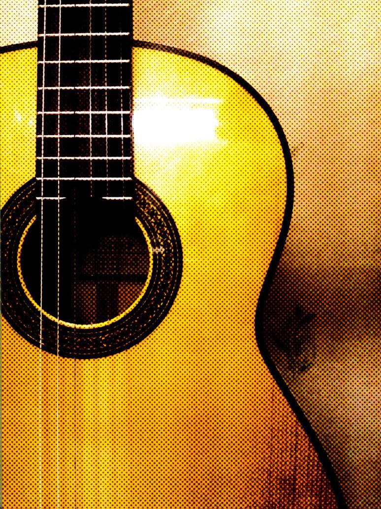 Flamenco Guitar Soul I by Vianto