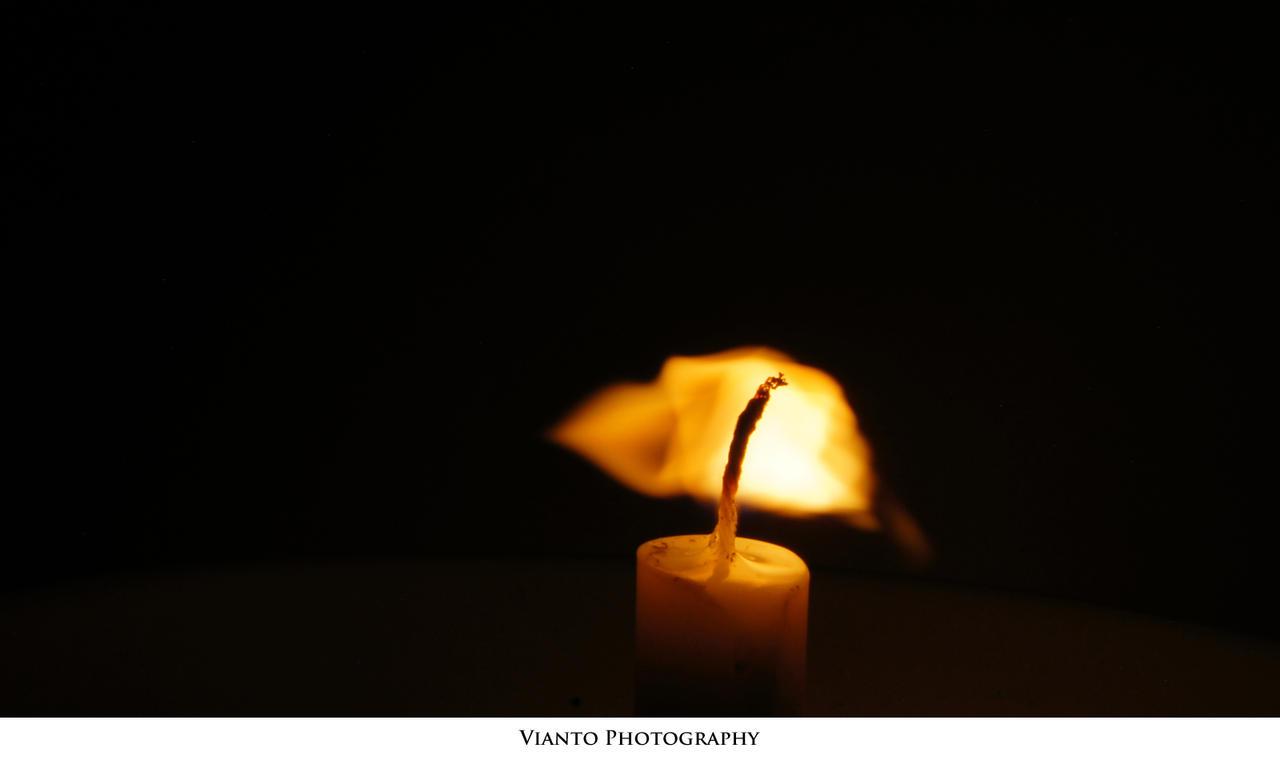 Candle II - Modigliani 1884 by Vianto