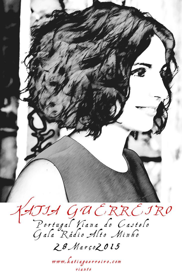 Katia Guerreiro 28 March by Vianto