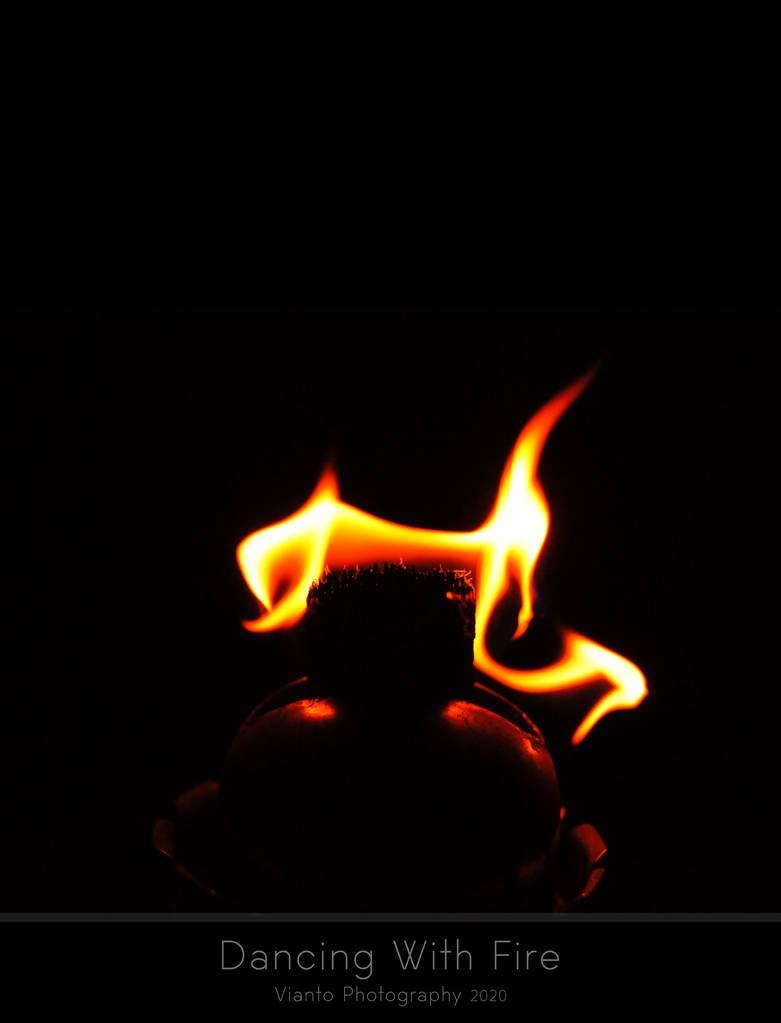 Dancing With Fire III