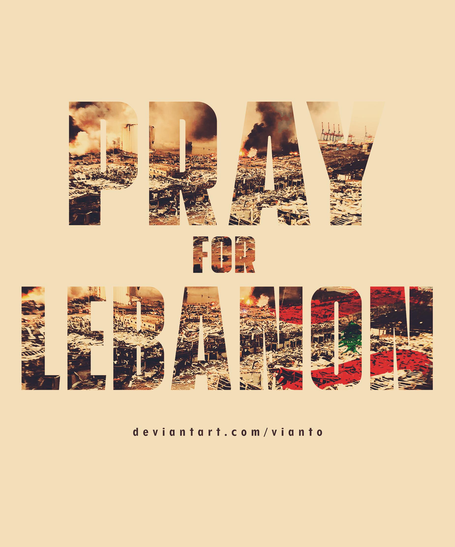 Pray For Lebanon