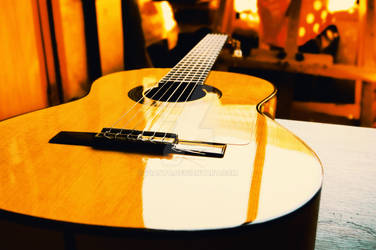 Flamenco Guitar II