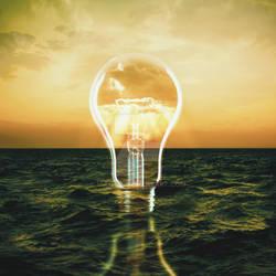 Sea and Light I by Vianto
