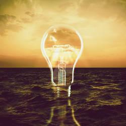 Sea and Light II by Vianto