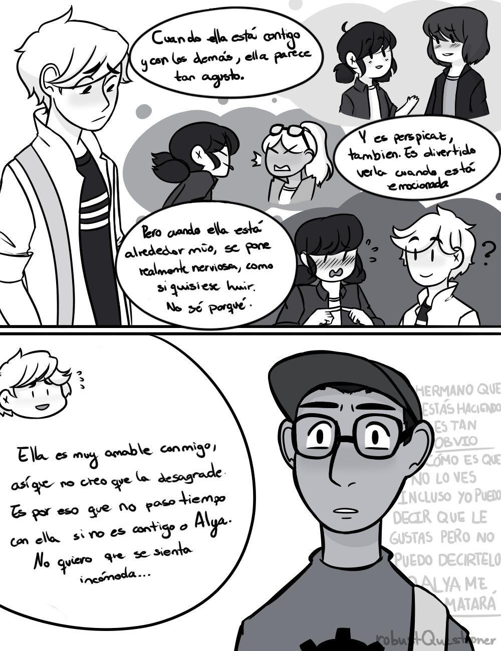 Comic Adrianette Espanol