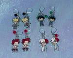 My Hero Academia Charm Earrings
