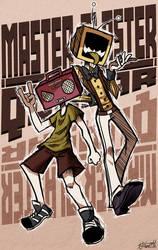 Masterblaster and Quasar