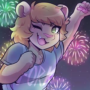 C - Fluffy New Year