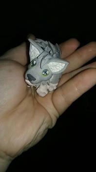 Puppy Figurine