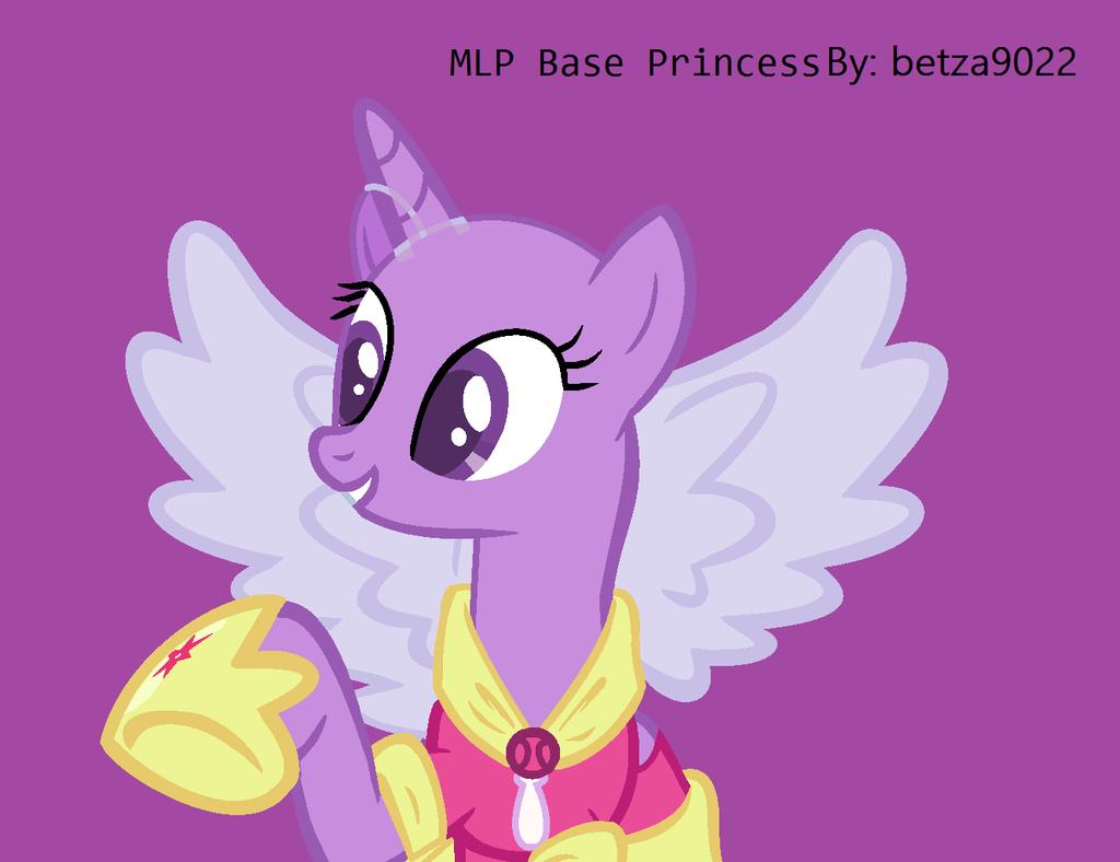 MLP Base Princess By Betza9022 By Betza9022 On DeviantArt