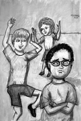 Bullying: 7th for my novel