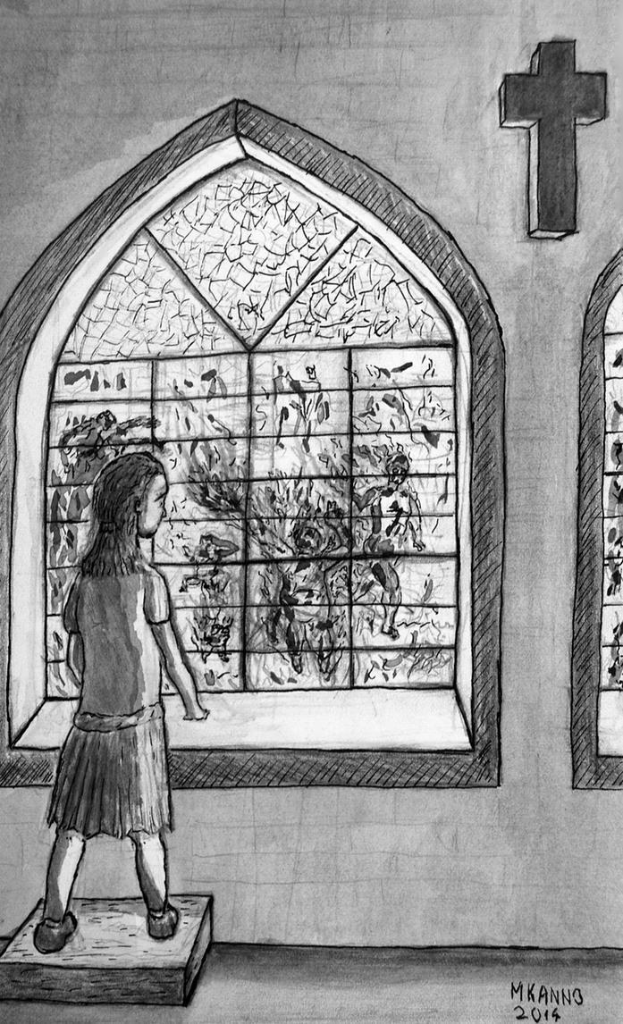 Window: 8th for my novel by MauricioKanno