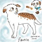 Faunie by SpitfiresOnIce