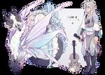 Custom Design ~ Owlunai by LunarAdopts