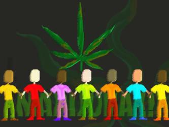 Legalize MARIJUANA by keysspecial