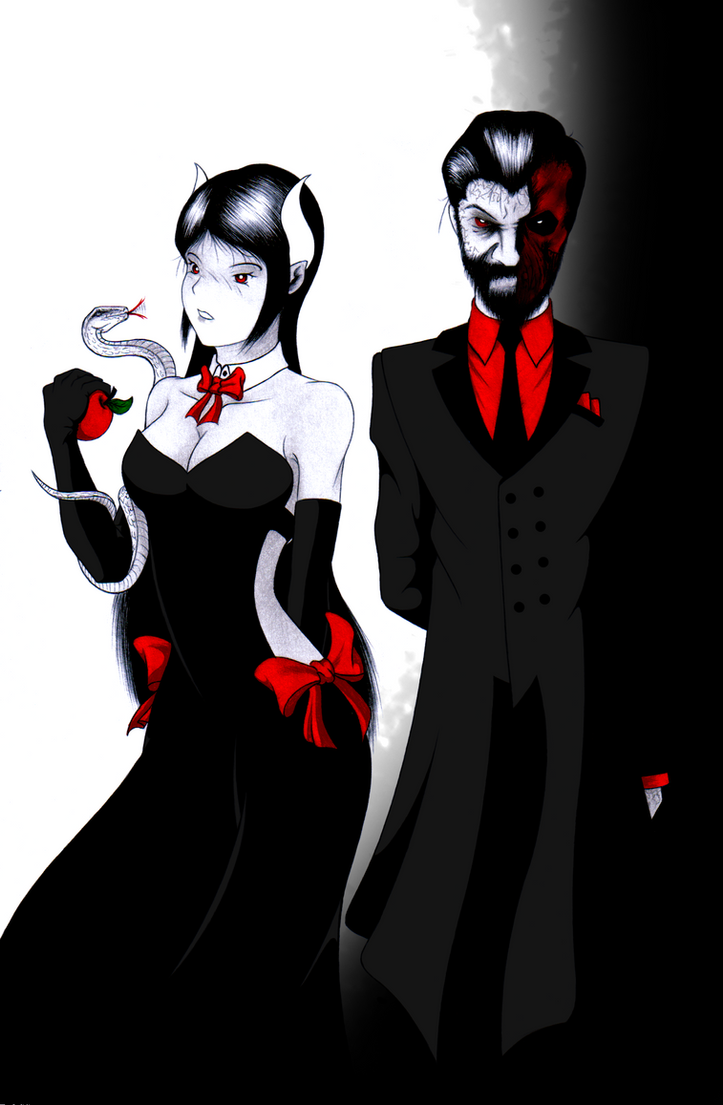 Lilith And Cain By Galejro On Deviantart