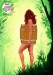 Green Nude Certified SAFE for Social Media