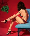 Red Bellissima by SeanBeckett