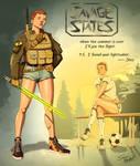 Jessie Ryder of Savage States
