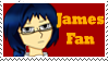 James Fan Stamp 8D by Lavender-Star