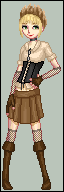 ...steampunk? ::Lisa:: by elavoria