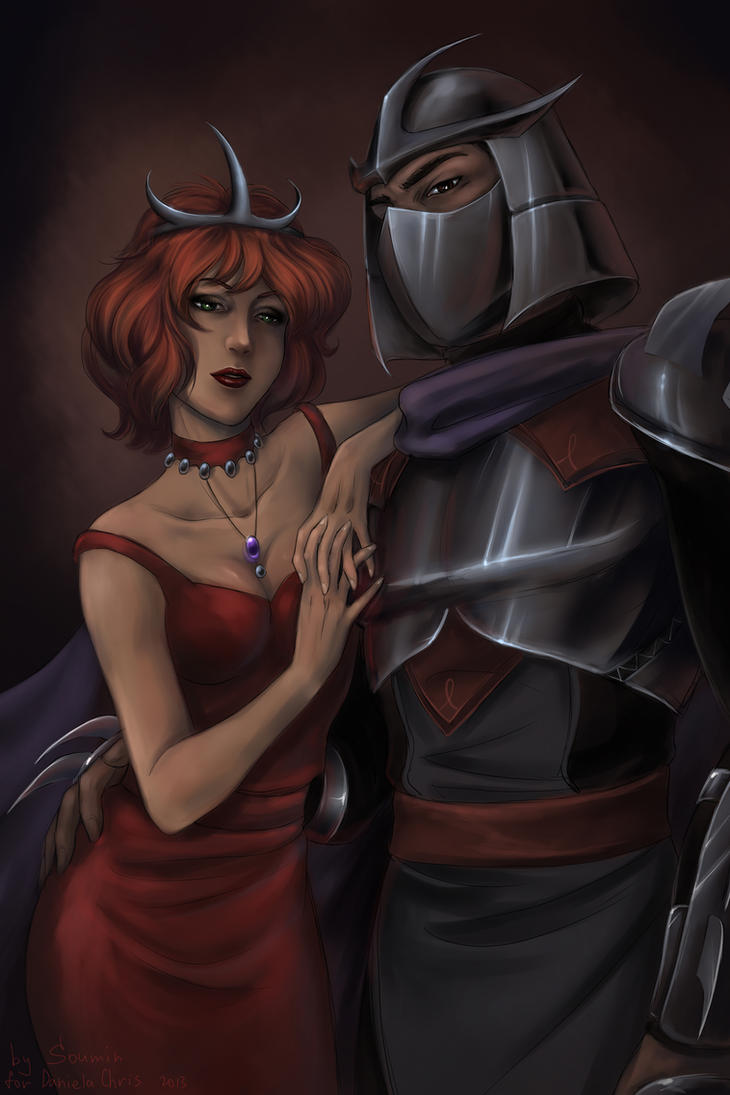 King and Queen by Soumin