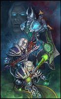 Death Knights by Soumin