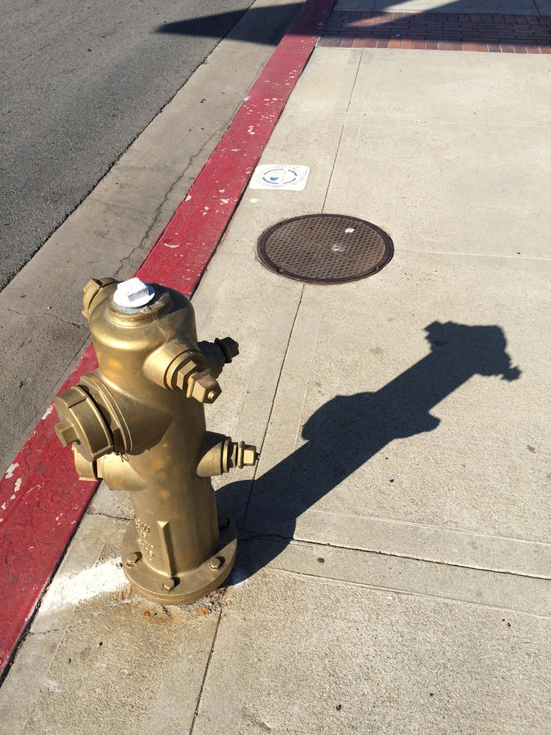 Hydrant by robinlstrauss