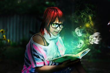 Magic Book by Dileyla