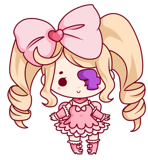 Nui Harime - Kawaii Sticker by xNekorux