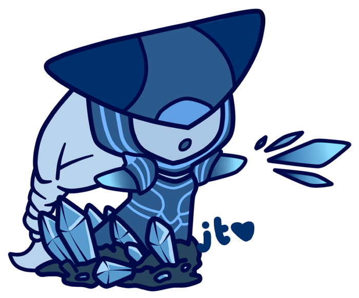 Lissandra - The (Little) Ice Witch by xNekorux