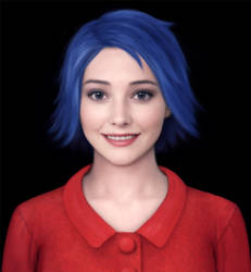 Stardew Valley Realistic Emily