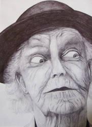 Portrait Combination Project by Garz2000