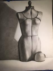 Dress dummy by Garz2000