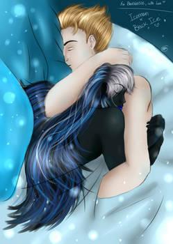 Ice Couple ( for BlackVoid333)