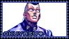 Okuyasu Nijimura stamp by KlSHlBE