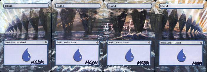 MtG: Altered Island Panorama 1