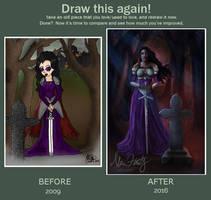 Draw This Again - Moonlight Vigil