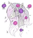 Flowermaid by AuroraAntlers