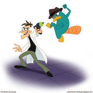 Curse You, Perry the Platypus