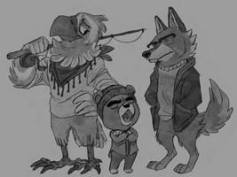 Cranky Boys