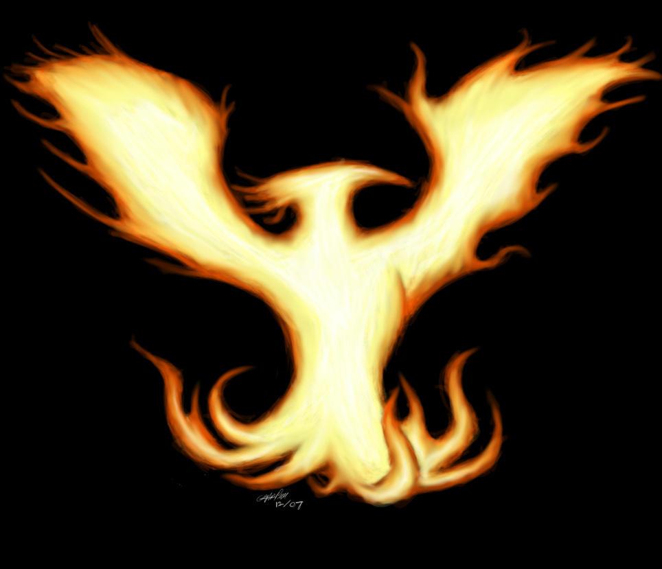 Phoenix for YannisZA by Einsupercorgi