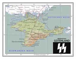 Ordensstaat Gotenland by ReagentAH