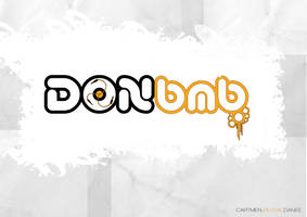 dONBMb LOGO by RapsterMC