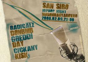 San Siro Flyer,Mosonmagyarovar by RapsterMC