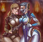 Cassie Cage VS Frost
