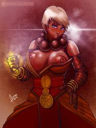Steamy fists by amazi1