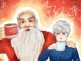 Merry Christmas and Happy Holidays! by lucastea