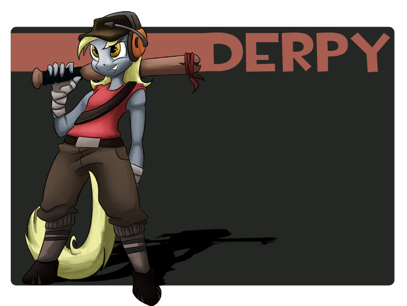 Derpy scout by Steel123